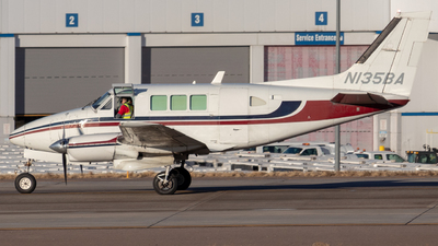 N135BA - Beechcraft 65-80 Queen Air - Private
