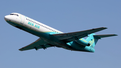 UP-F1010 - Fokker 100 - Bek Air