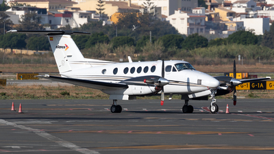 EC-MUP - Beechcraft B200GT Super King Air - Urgemer Canarias