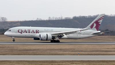 A picture of A7BCF - Boeing 7878 Dreamliner - Qatar Airways - © Hanjo Schrenk