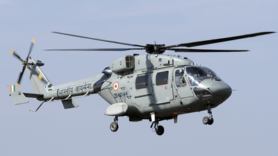 ZD4044 - Hindustan Aeronautics ALH Dhruv - India - Air Force