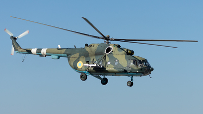 52 - Mil Mi-8 Hip - Ukraine - Air Force