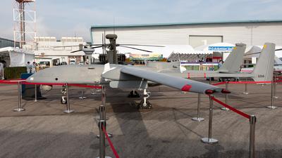 5356 - IAI Heron 1 - Singapore - Air Force
