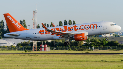 A picture of HBJXH - Airbus A320214 - [6267] - © Tony BORDELAIS
