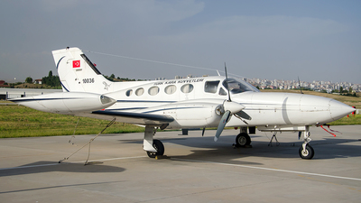 10036 - Cessna 421B Golden Eagle - Turkey - Army