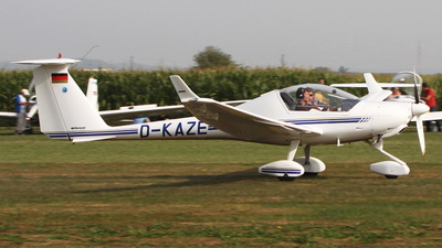 D-KAZE - Diamond Aircraft HK36 Super Dimona - Private
