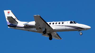 TC-AHE - Cessna 550B Citation Bravo - TAHE Aviation