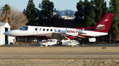 N284CP - Cessna 560 Citation Ultra - Private