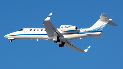 C-GJCY - Bombardier Learjet 45 - Skyservice Business Aviation