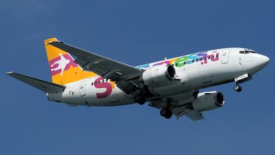 VP-BFM - Boeing 737-53A - SkyExpress