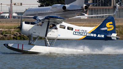 C-FAXI - De Havilland Canada DHC-2 Mk.I Beaver - Saltspring Air