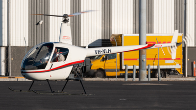 VH-NLH - Robinson R22 Beta - Airworks Helicopters