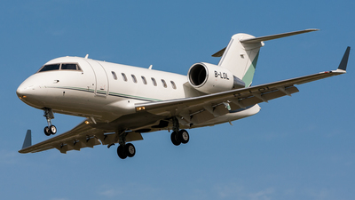 B-LOL - Bombardier CL-600-2B16 Challenger 605 - Private