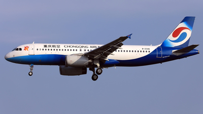 B-2346 - Airbus A320-232 - Chongqing Airlines