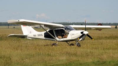 RA-2851G - Aeroprakt A-22L Foxbat - Private