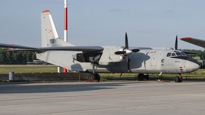 110 - Antonov An-26 - Hungary - Air Force