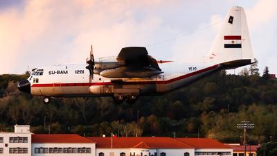 1281 - Lockheed C-130H Hercules - Egypt - Air Force