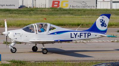 LY-FTP - Tecnam P2002JF Sierra - Baltic Aviation Academy