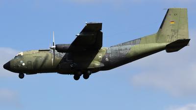 50-57 - Transall C-160D - Germany - Air Force