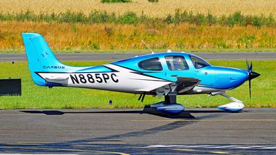 N885PC - Cirrus SR20 Carbon - Private