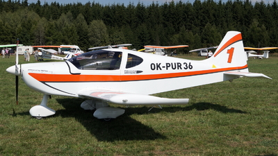 OK-PUR36 - Direct Fly Alto 912TG - Private