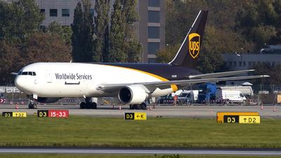 N363UP - Boeing 767-346(ER)(BCF) - United Parcel Service (UPS)