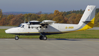 D-IVER - De Havilland Canada DHC-6-300 Twin Otter - Businesswings