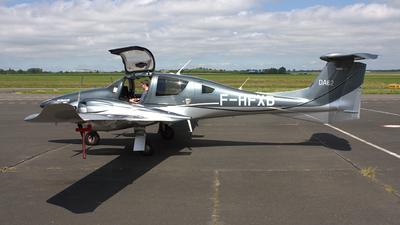 F-HFXB - Diamond Aircraft DA-62 - Private