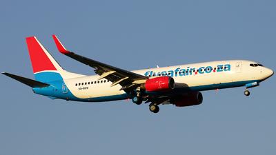 VQ-BDW - Boeing 737-8K5 - FlySafair