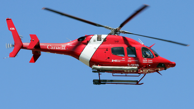 C-GCQB - Bell 429 - Canada - Department of Transport