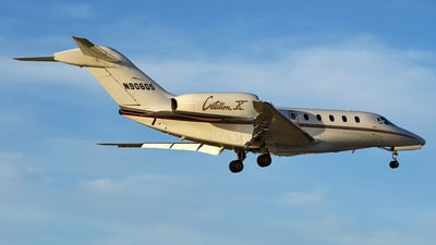 N906QS - Cessna 750 Citation X - NetJets Aviation