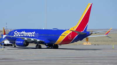 N8803L - Boeing 737-8 MAX - Southwest Airlines