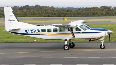 N725LM - Cessna 208 Caravan - Private