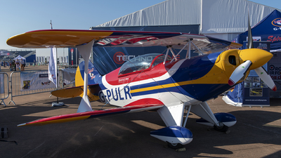 G-PULR - Pitts S-2A Special - Private