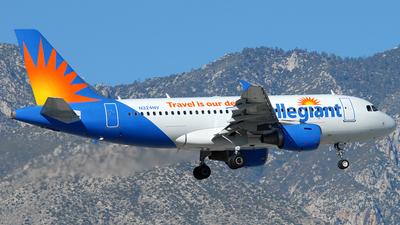 N324NV - Airbus A319-112 - Allegiant Air