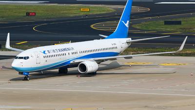 B-1353 - Boeing 737-85C - Xiamen Airlines