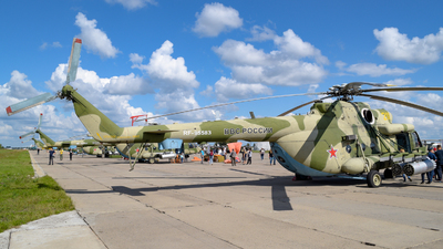 RF-95583 - Mil Mi-8AMTSh Hip - Russia - Air Force