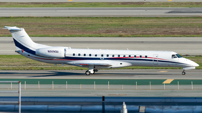 N509GU - Embraer ERJ-140LR - Private