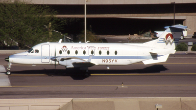 N95YV - Beech 1900D - America West Express (Mesa Airlines)