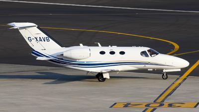 G-XAVB - Cessna 510 Citation Mustang - Private