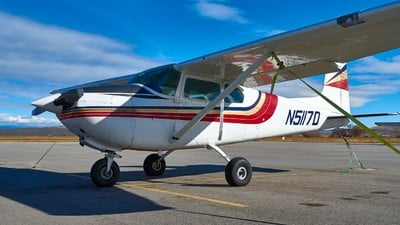 N5117D - Cessna 182A Skylane - Private