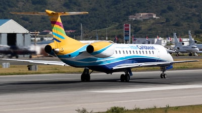 VQ-TIC - Embraer ERJ-145LR - interCaribbean Airways