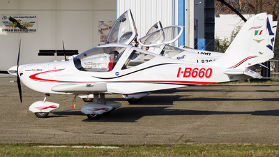 I-B660 - Evektor Eurostar EV-97 - Private
