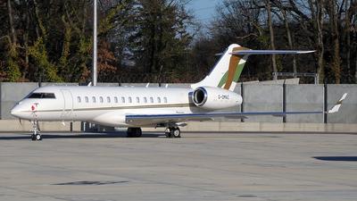 G-DMAZ - Bombardier BD-700-1A10 Global Express XRS - TAG Aviation