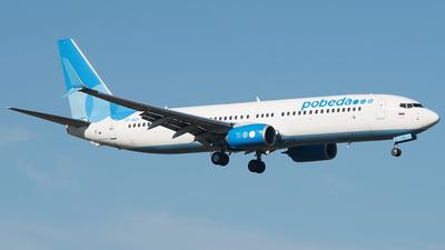 A picture of VPBQH - Boeing 7378MC - Pobeda - © Alexey Prokhorov