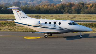 D-IKUG - Hawker Beechcraft 390 Premier IA - Private