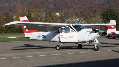 A picture of HBCDE - Cessna 177 Cardinal RG - [F177RG0077] - © Alex