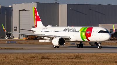 D-AVZM - Airbus A321-251NX - TAP Air Portugal