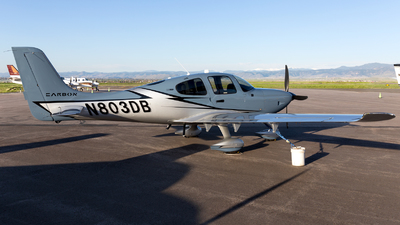 N803DB - Cirrus SR22T-GTS G6 Carbon - Cirrus Design Corporation
