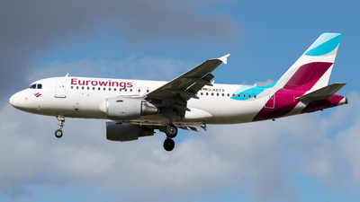 A picture of DASTX - Airbus A319112 - Eurowings - © David W. Wilson
